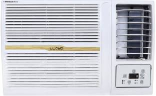 Lloyd 1.5 Ton 3 Star Window AC   White   LW19B32EW, Copper Condenser