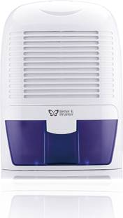 ABSORBIA 500ml Thermoelectric Energy Efficient Mini Dehumidifier Portable Room Air Purifier