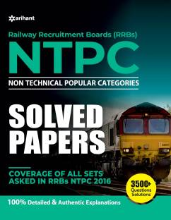 Rrb Ntpc Solved Papers