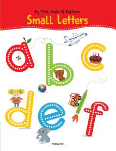 Miss & ChiefMy First Book Of Patterns Small Letters