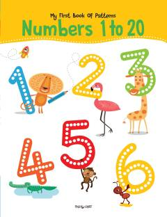 My First Book of Patterns Numbers 1 to 20