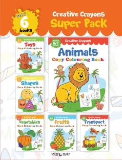 Creative Crayons Super Pack