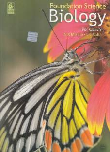 Foundation Science Biology for Class 9