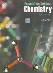 Foundation Science Chemistry for Class 10 / E5