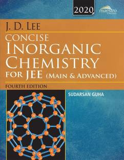 Wiley's J.D. Lee Concise Inorganic Chemistry for Jee (Main & Advanced)