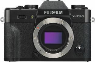 FUJIFILM X-T30 Body Only Black Mirrorless Camera Body Only