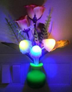 RANKONE MUSHROOM LIGHT AUTOMATIC SENSOR ON/OFF Night Lamp