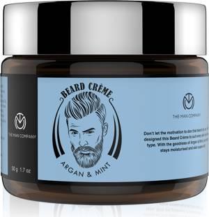 THE MAN COMPANY Argan & Mint Moustache Beard Cream