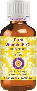 deve herbes Pure Vitamin E Oil 30ml 100% Natural Therapeutic Grade