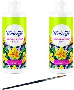 Flipkart Com Fevicryl Pidilite Acrylic Colour 500 Ml White