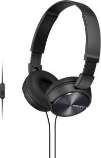 Sony MDR ZX310APBCE Wired Headset with Mic