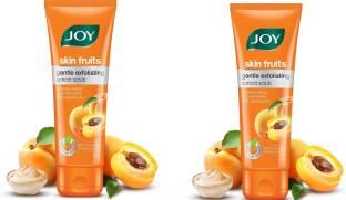 joy skin fruits Gentle Exfoliating Apricot Scrub (400 ml) Scrub
