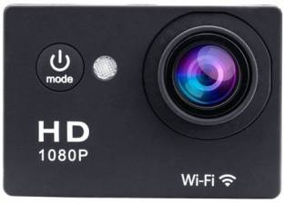 RHONNIUM 4K Ultra HD-Type-005 ® Full HD 4K30 2.7K30 1080p60 720p120 Video Sports and Action Camera