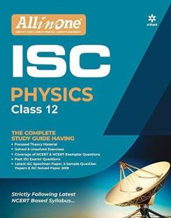 All in One Isc Physics Class 12 2019-20