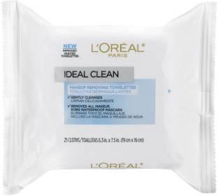 L'Oréal Paris Ideal Skin Makeup Removing Towelettes Makeup Remover