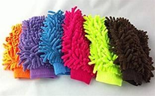 Wrodss Microfiber Vehicle Washing  Cloth