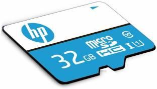 HP U1 32 GB MicroSD Card Class 10 80 MB/s  Memory Card
