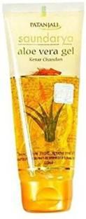 PATANJALI Saundarya Aloe Vera Gel Kesar Chandan (150 ML) - Pack of 1
