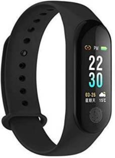 KAMATASSOCIATES M3 Bluetooth smartwatch |Black