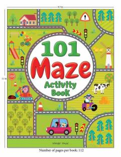 101 Maze - By Miss & Chief