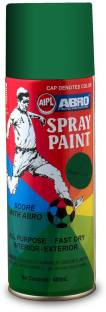 ABRO SP-37 Fresh Green Spray Paint 400 ml