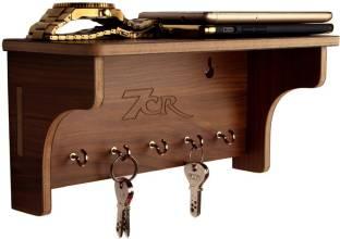 7CR MINIKH10WB Wood Key Holder