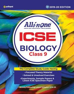 All in One Icse Biology Class 9th