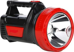 AKR Red Rechargeable 25w Led Torch Torch
