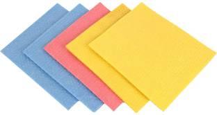 Wet-N-Wipe Wet Cellulose Cleaning Sponge Mop , Pack of 5 pieces 1 packet Sponge Mop