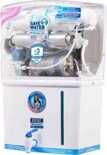 KENT Grand Plus (11001) 8 L RO + UV + UF Water Purifier