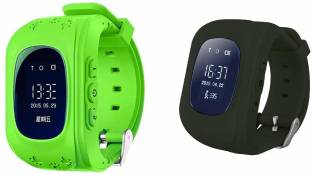 AVIKA Q50_ Notifier Health SMARTWATCH WITH GPS Smartwatch
