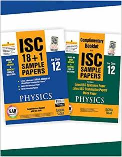 ISC Physics Sample papers for Class 12th