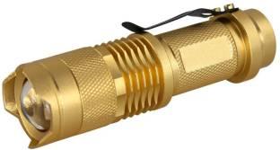 GOCART 1 Pcs Handheld Mini LED 3 Mode Flashlight Torch