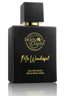 Body Cupid Mr Wonderful Perfume Eau de Parfum  -  100 ml