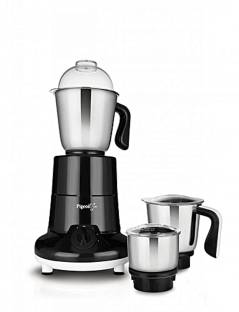 Pigeon Domestic Especial -3 Jars 750 Mixer Grinder (3 Jars, Thick Greay And White)