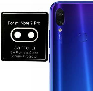 BHRCHR Back Camera Lens Glass Protector for Mi Redmi Note 7, Mi Redmi Note 7 Pro, Mi Redmi Note 7S