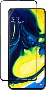 Hupshy Edge To Edge Tempered Glass for Samsung Galaxy A80
