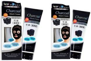 GJSHOP Bamboo charcoal face pack/cleansing face mask
