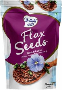 Delight nuts Roasted Flax Seeds