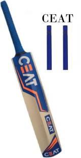 CreativeCorner TANNIS POPULER CRICKET BAT COMBO (BAT+2BAT GRIP) Cricket Kit