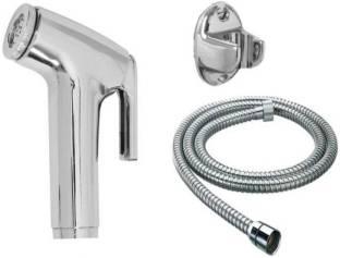 LOGGER - Toilet Conti Faucet Set with 1.5 Meter Flexible Chain Health Faucet Health  Faucet