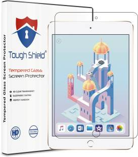 TOUGH SHIELD Tempered Glass Guard for Apple iPad Mini 2019 7.9 inch