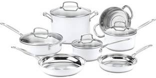 Cuisinart Cookware Set Price In India Buy Cuisinart Cookware Set Online At Flipkart Com