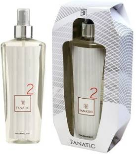 FANATIC 2 Body Mist  -  For Men & Women