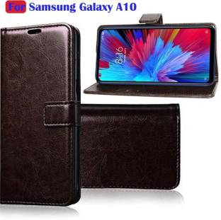 FARMAISH Flip Cover for Samsung Galaxy A10