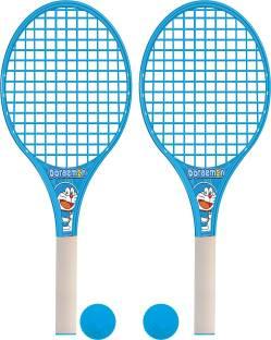 Doraemon my first beach racket set Badminton Kit
