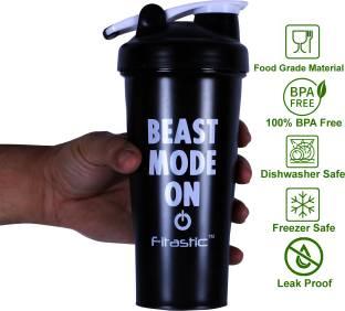 Fitastic Shaker 2.0 (Black)700 ml 700 ml Shaker