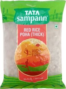Tata Sampann Thick Red Poha