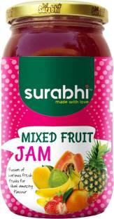 SURABHI Mixed Fruit Jam 500 g