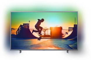 PHILIPS 164 cm (65 inch) Ultra HD (4K) LED Smart TV